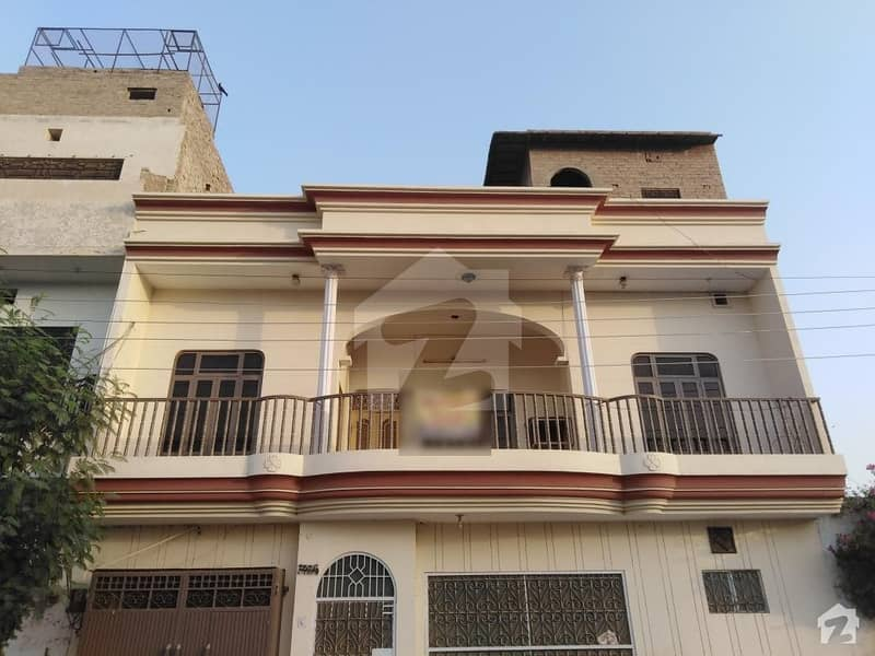 رفیع قمر روڈ بہاولپور میں 2 کمروں کا 7 مرلہ مکان 20 ہزار میں کرایہ پر دستیاب ہے۔