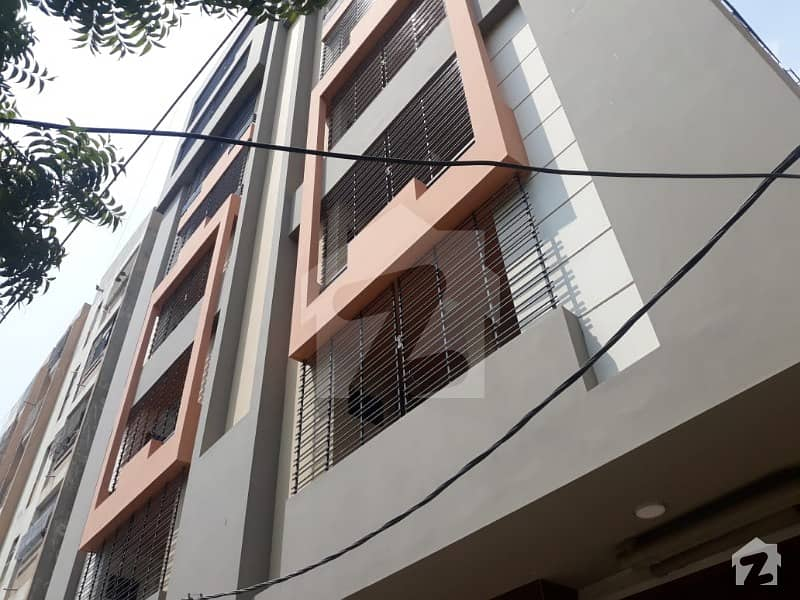 Brand New 2 Bedroom Apartment For Sale With All Modern Facilities