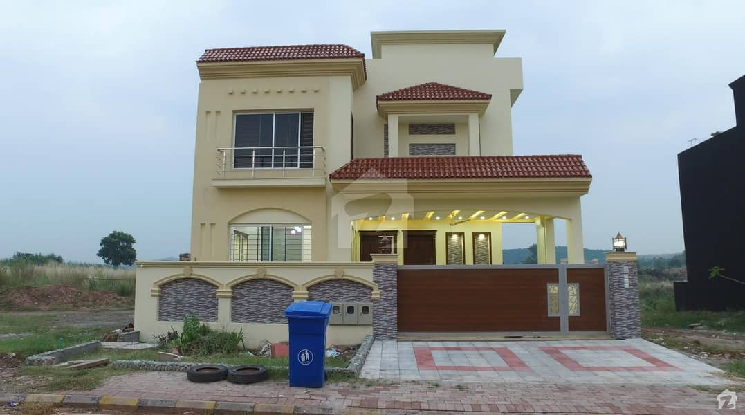 Beautiful House Is Available For Sale In Sector A Bahria Enclave Islamabad