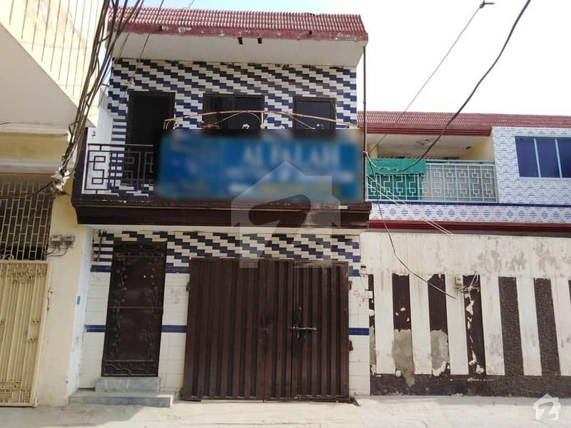 12 Marla Double Storey House For Sale