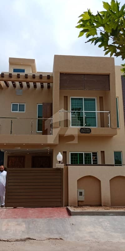 Luxury 5 Marla Brand New House Available For Sale Park Face