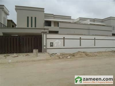 A West Open Bungalow 500 Sq Yards AFOHS Falcon Complex New Malir