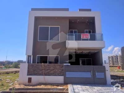 Prime Location 5 Marla 3 Bedroom Brand New House Available For Sale In Bahria Enclave Islamabad Sector I