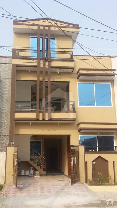 Marla Double Story House For Sale