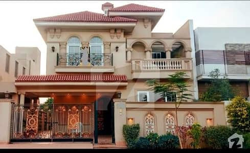 Brand New 10 Marla House Is For Sale In A Prime Location Of DHA