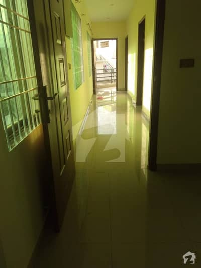 Neat And Clean Portion For Rent In Gulshan-e-Iqbal Block No 6