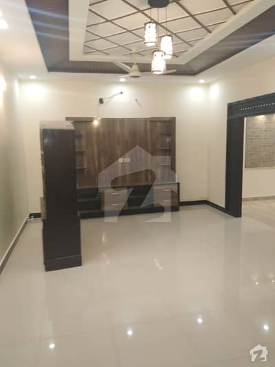 Allama Iqbal Town Brand New  Lower Portion For Rent Prime 2 Bedroom With Attached Washroom Tv Launch Drawing Room
