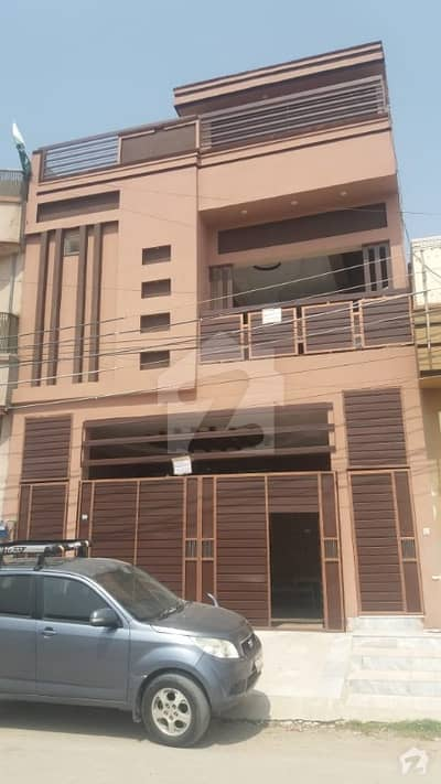 5 Marla House For Sale In Hayatabad Phase 7
