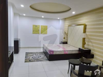 Vip Furnished Rooms With Five Star Facilities On Monthly Basis At Faisalabad