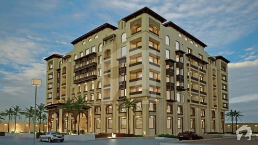 2 Bed Apartment Available On Installments At Warda Hamna 3