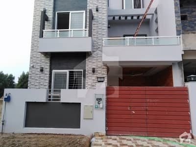 5 Marla House Is Available For Sale In Citi Housing Society Phase 1