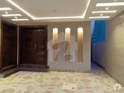 7.33 Marla Ideal Location Brand New House For Sale In Usman Block Bahria Town Lahore