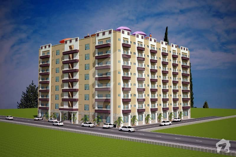 H-13 Islamabad 2 Bedroom Flat For Sale