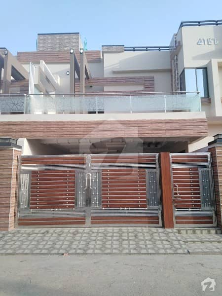 Double Storey House Is Available For Sale In Ghagra Street