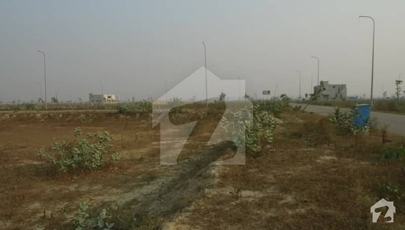 Plot No 452 For Sale In Block V DHA Phase 8