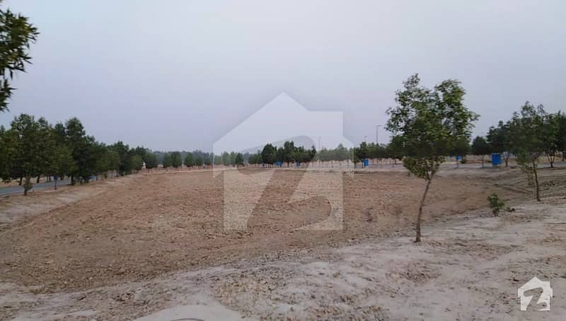 Direct From Owner 8 Marla Developed Plot For Sale In Low Cost Block J