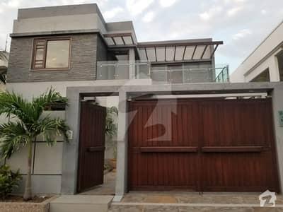 Dha Phase 6 Khayaban E Bukhari 500 Yards Bungalow For Sale 2 Plus 4 Made By Professional Architect ,