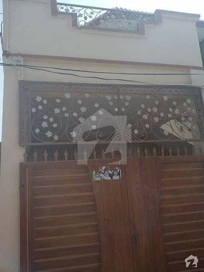 4 Marla Double Storey House For Sale In Very Reasonable Price