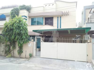 10 Marla House For Sale in Punjab Cooperative Housing Society Near By DHA Phase4 And Main Market Reasonable Price Facing Park Block C