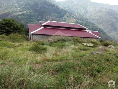 5 marla Plot For Sale In Jhika Gali Murree