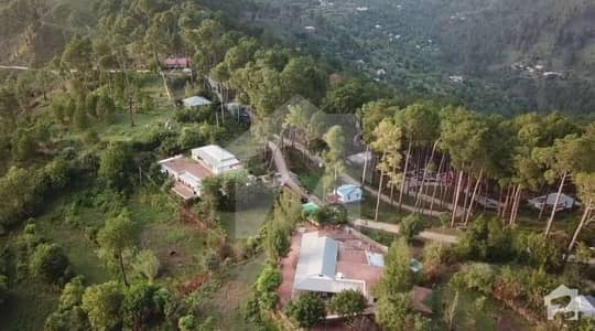 1 Kanal River Valley View Plots For Sale In New Murree Resorts