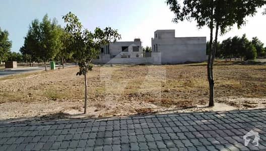 IMC Estate Offer Very Good Opportunity 10 Marla Plot At Good Location For Sale In Ghaznavi Block Bahria Town Lahore