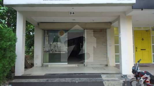 2 Marla Corner Commercial Sector Shop For Sale In D Block Of DHA Phase 1 Lahore