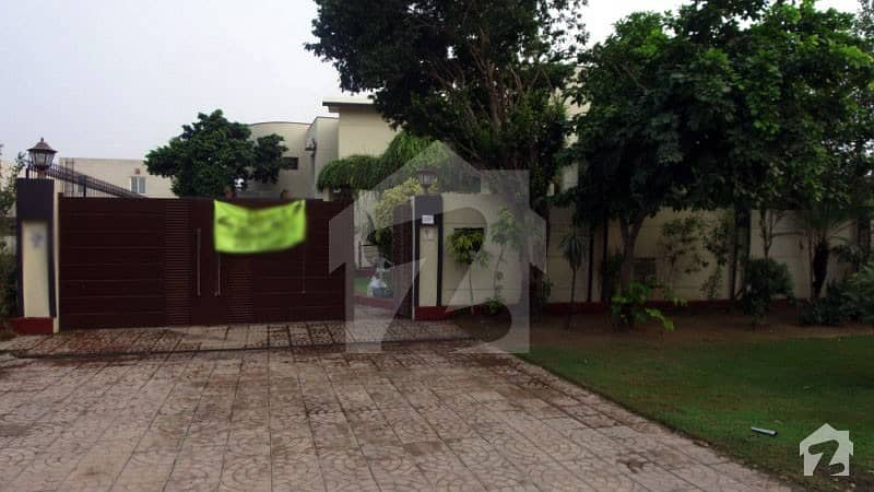2 Kanal Slightly Used House With Basement For Rent In R Block Of DHA Phase 2 Lahore