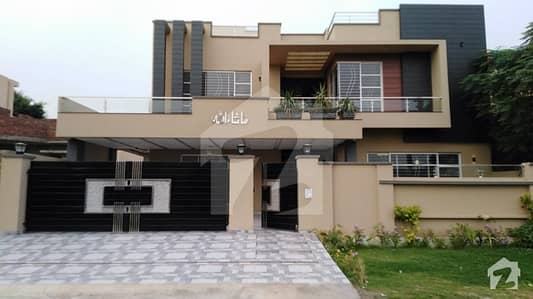 1 Kanal Brand New Bungalow For Sale In D Block Of Opf Housing Society Lahore