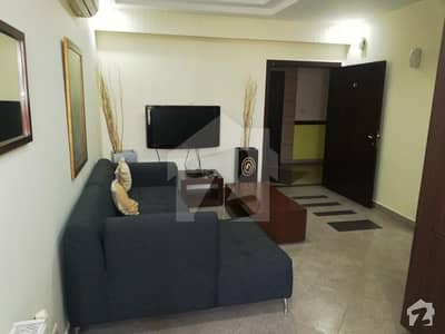 Bahria heights 3 One Bed Full Furnished Apartment