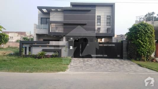 16 Marla Brand New House For Sale In C1 Block Of Valencia Housing Society Lahore