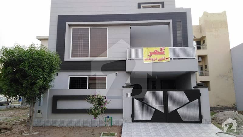 6 Marla Brand New House For Sale In B Block Of Dream Gardens Phase 1 Lahore
