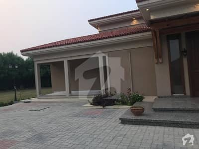 18 Kanal Farm House For Sale on Main Barki Road