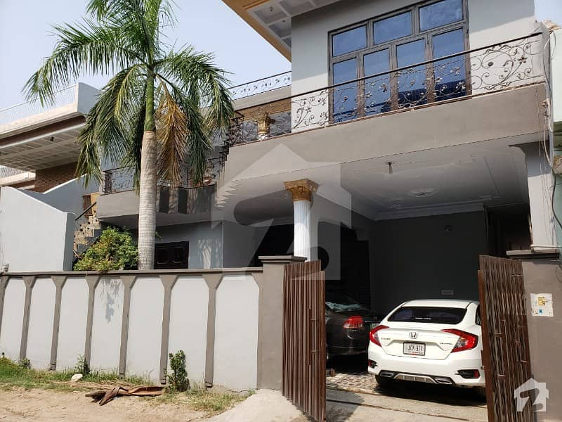 40x70 House For Sale In Gulshan-E-Bilal University Road Sargodha