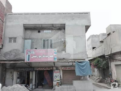 House Available For Sale With Shops