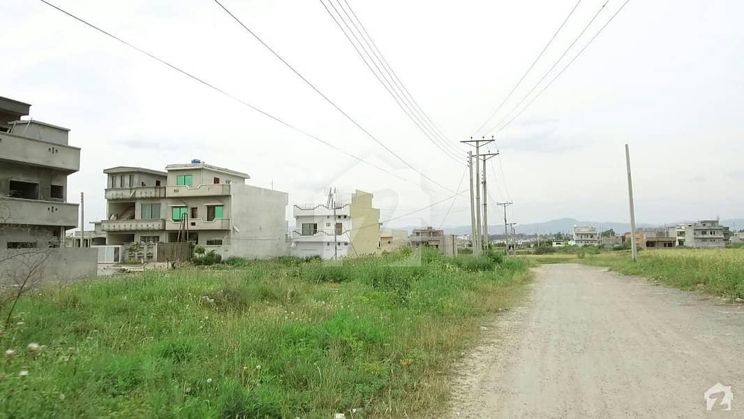 آئی ۔ 14/2 آئی ۔ 14 اسلام آباد میں 7 مرلہ رہائشی پلاٹ 60 لاکھ میں برائے فروخت۔