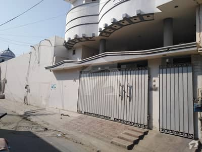 10 Marla Double Storey House In Library Chowk