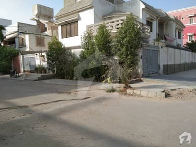 Bungalow In Pechs Block 6 Prime Location For Sale