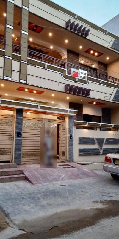 Stylish & Beautiful Looking Double Storey Bungalow For Sale,