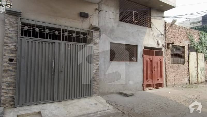 5 Marla House For Sale On Main GT Road Akhri Mint Stop Lahore