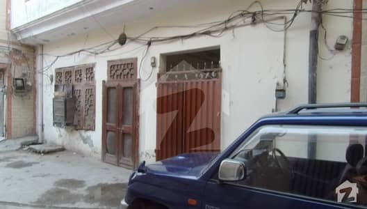 7 Marla House For Sale At Bhogiwal Chowk Baghbanpura Lahore