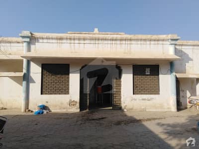 25 Marla Single Storey House Is Available For Sale