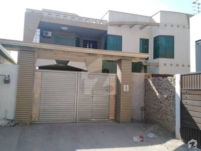 17 Marla Double Storey House For Sale In Sajid Awan Colony