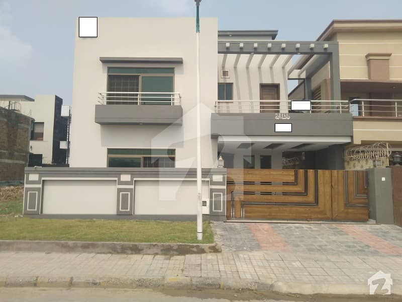 Prime Location 10 Marla Double Unit Brand New House For Sale