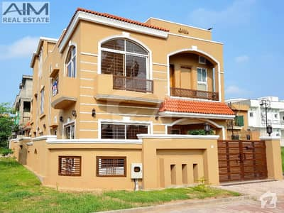 11 Marla Amazing Corner House For Sale In Bahria Town