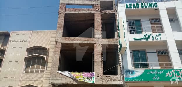 Commercial Building Is Available For Sale Near Hameed Hospital