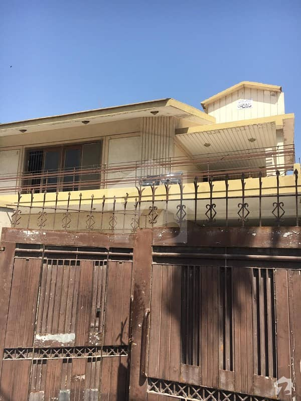 House For Sale 500 Sq Yard Double Storey