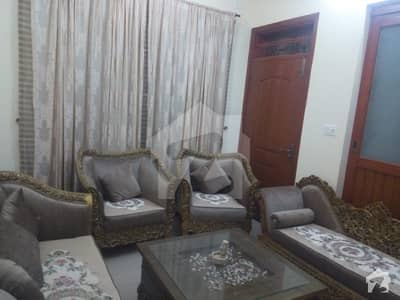 4 Marla Fully Furnished Ground Portion For Rent In D-12 Islamabad