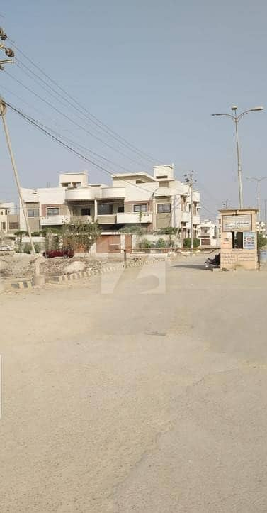 Makhdoom Bilawal Housing Society 120 Sq Yards Plot Available For Sale