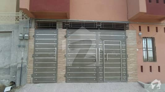 House Avaliable For Sale At Gulshen E Afrasyab Samungli Road